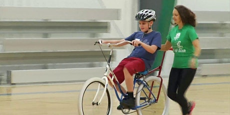 Learning to Cycle: Grading the activity to suit the new cyclist. tickets