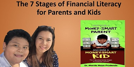 The 7 Developmental Stages of Financial Literacy tickets