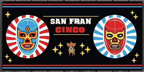 San Francisco Cinco De Mayo Pub Crawl tickets