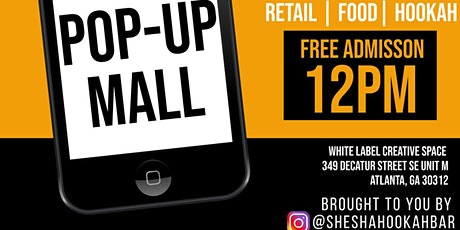 The Pop-up Mall tickets