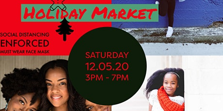 Young Entrepreneurs HolidayMarket tickets