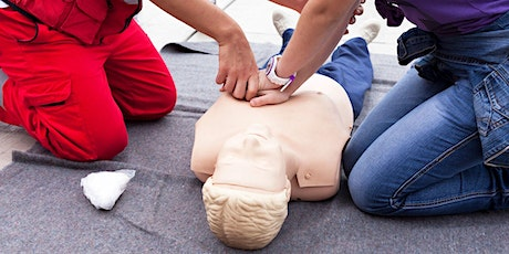 Adult First Aid CPR AED and Bloodborne Pathogens Class tickets