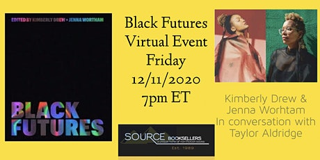 Black Futures Author Event tickets