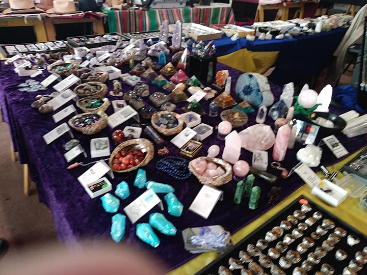Rock Your World Psychic & Holistic Fair - Waterford 3
