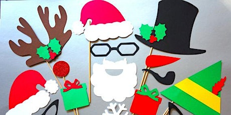 Christmas Photo Booth - Casuarina Library - Ages 5 to 12 years tickets