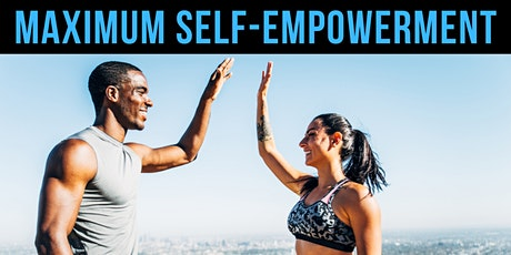 How to Develop Self-Empowerment Masterclass ingressos