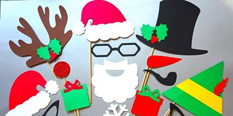 Christmas Photo Booth - City Library - 5 to 12 years tickets