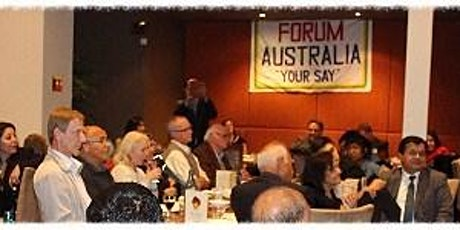 Canberra in 2030 Forum & Dinner tickets