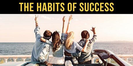 How to Develop the Habits of Success Masterclass tickets