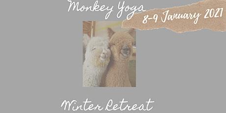 Monkey Yoga Virtual Winter Retreat tickets