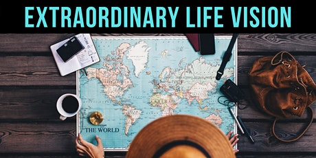 How to Create an Extraordinary Life Masterclass tickets