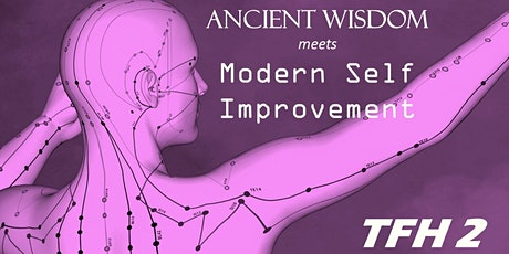 KINESIOLOGY - TOUCH FOR HEALTH 2 tickets