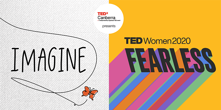 TEDxCanberraWomen 2020: Fearless image