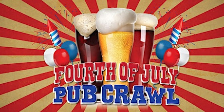 San Francisco Independence Day Pub Crawl tickets