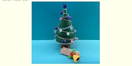 NIJI workshop _ Christmas Tree & Bell _ 28 Nov'20 (Sat) tickets