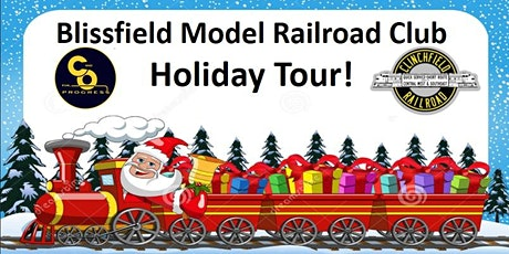 Blissfield Model Railroad Club Holiday Tour tickets