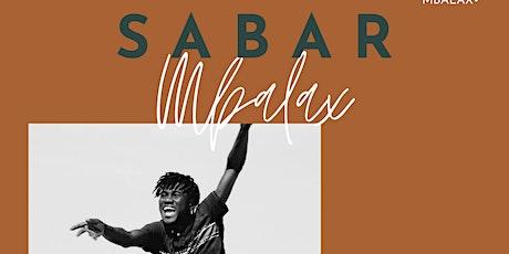 Sabar Mbalax Group Class - Sunday tickets