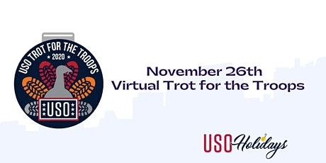 Virtual Trot for the Troops 5K tickets
