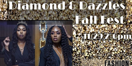 Diamond & Dazzles Fall Fest tickets