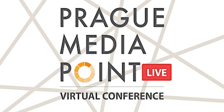 PRAGUE MEDIA POINT 2020 - virtual conference tickets