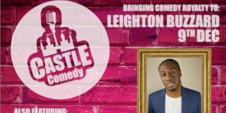 Castle Comedy Night 9/12 tickets