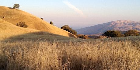 Feb 2021 Santa Clara Valley Open Space Authority Virtual Volunteer Intake tickets