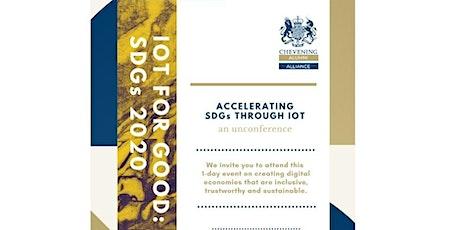 ACCELERATING SDGs THROUGH IoT tickets