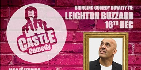 Castle Comedy Night 16/12 tickets