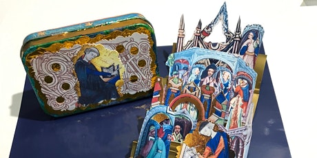 Book in a Tin: Medieval Manuscript Edition tickets