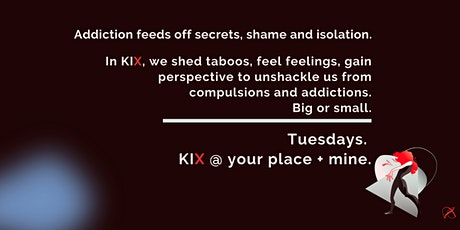KIX | Investigating Addiction through dance + sharing : Cost is for 4 class tickets