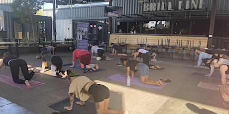 Yoga in the Courtyard tickets