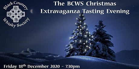 The BCWS Christmas Extravaganza Tasting Evening tickets