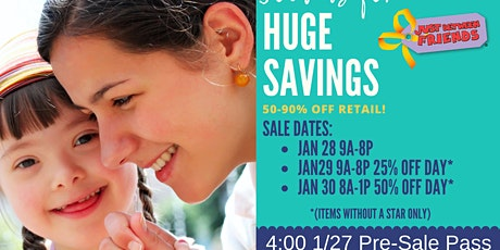 Sugar Land JBF Spring 2021 Huge Kids/Maternity Event:EXCLUSIVE Free PreSale tickets