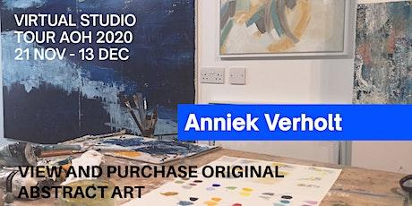 Anniek Verholt - Virtual Artist Open House 2020 tickets