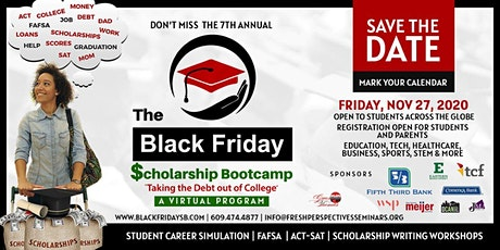 The Black Friday Scholarship Bootcamp tickets