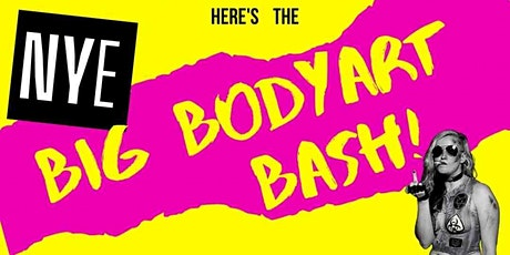 The NYE Big Bodyart Bash! tickets