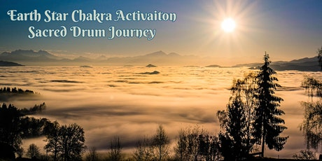 Earth Star Chakra Activation   Sacred Drum Journey tickets