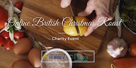 Christmas Roast Virtual Event tickets