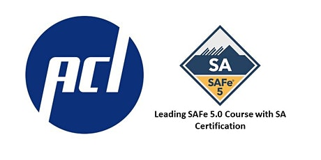 Virtual Leading SAFe 5.0 Course with Certification tickets