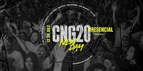 [Presencial] Conferência Nova Geração 2k20 billets