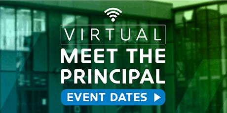 UTC Swindon - Meet the Principal events (Virtual until allowed onsite) tickets