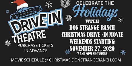 Holiday Drive-In Theater 9pm tickets