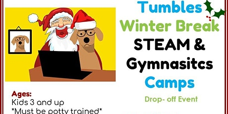 Tumbles Winter Camps - age 3 and up tickets