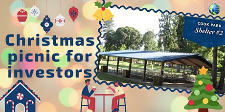 Christmas picnic for investors & their families in Dolls Point tickets