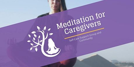 Meditation for Caregivers tickets