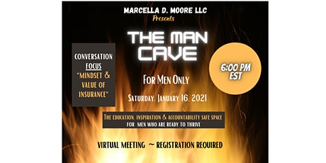 The Man Cave - January 2021 tickets