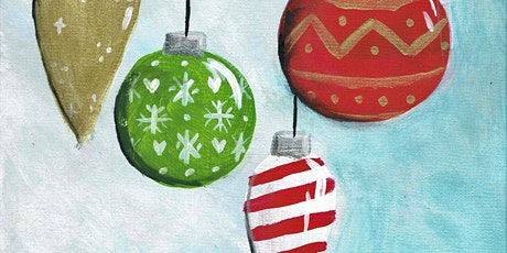 Paint Party: Festive Ornaments tickets