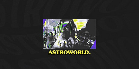 ASTROWORLD - Nottingham's X-Mas Freshers Hip-Hop Party tickets