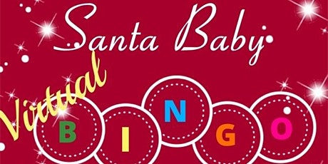 RPO, Inc.,Santa Baby Virtual Bingo and Game Night tickets