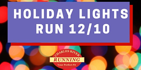 Holiday Lights Run tickets